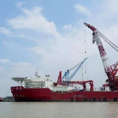 【5000吨打捞起重铺管船德合轮】橡胶接头合同